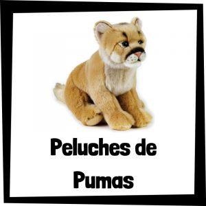 Los mejores peluches de pumas