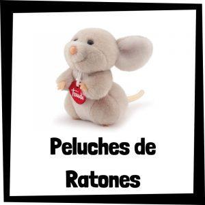 Los mejores peluches de ratones