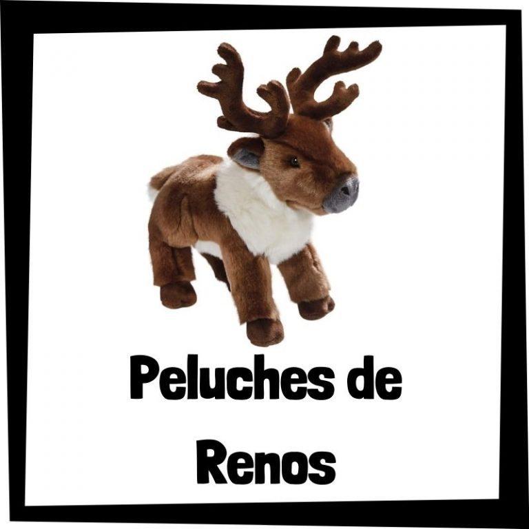 Los mejores peluches de renos