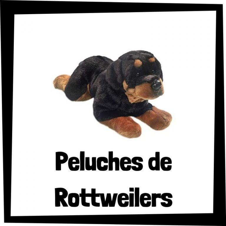 Lee más sobre el artículo Los mejores peluches de rottweilers