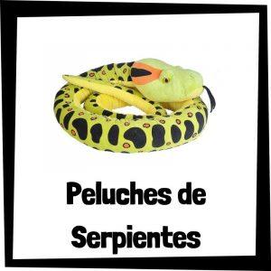Los mejores peluches de serpientes