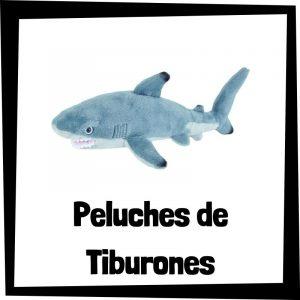 Los mejores peluches de tiburones