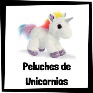 Los mejores peluches de unicornios