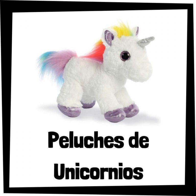 Lee más sobre el artículo Los mejores peluches de unicornios