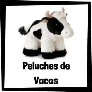 Peluches baratos de vacas - Los mejores peluches de toros - Peluche de toro barato de felpa