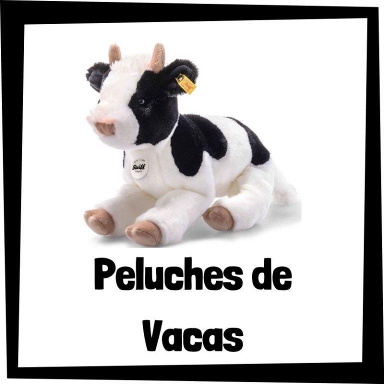 Los mejores peluches de vacas