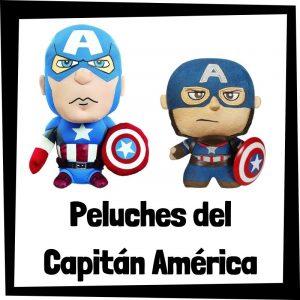 Los mejores peluches de Capitán América