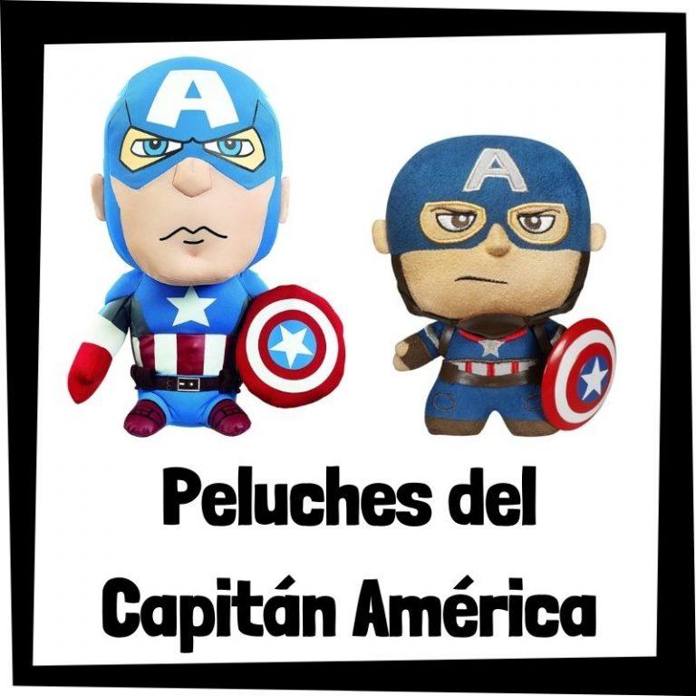 Lee más sobre el artículo Los mejores peluches de Capitán América