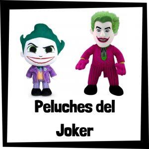Los mejores peluches de Joker