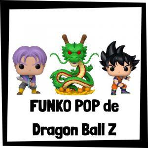 FUNKO POP baratos de Dragon Ball Z - Los mejores peluches de Dragon Ball Z - Peluche de Dragon Ball Z