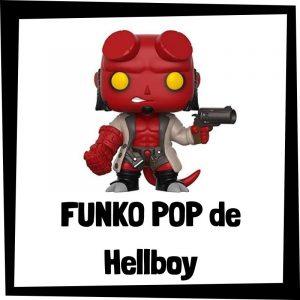 FUNKO POP baratos de Hellboy - Los mejores peluches de Hellboy - Peluche de Hellboy de cine barato de felpa