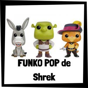 FUNKO POP baratos de Shrek - Los mejores peluches de Shrek - Peluche de Shrek barato de felpa