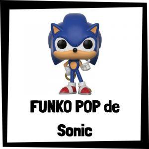FUNKO POP baratos de Sonic - Los mejores peluches de Sonic - Peluche de Sonic barato de felpa