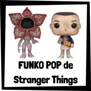 FUNKO POP baratos de Stranger Things - Los mejores peluches de Stranger Things - Peluche de Stranger Things de series barato de felpa