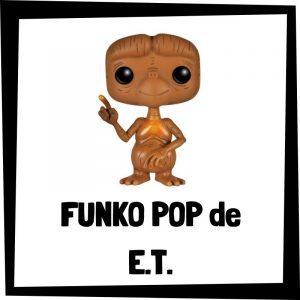 FUNKO POP baratos de los ET - Los mejores peluches de ET el extraterrestre