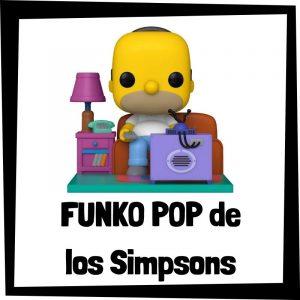 FUNKO POP baratos de los Simpsons - Los mejores peluches de los Simpsons - Peluche de los Simpsons barato de felpa