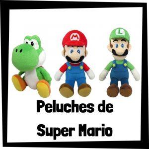 Los mejores peluches de Super Mario Bros