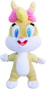 Peluche de Baby Lola Bunny de 30 cm - Los mejores peluches de Lola Bunny de los Looney Tunes - Peluches de dibujos animados