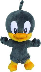 Peluche de Baby Pato Lucas de 30 cm - Los mejores peluches de Pato Lucas de los Looney Tunes - Peluches de dibujos animados