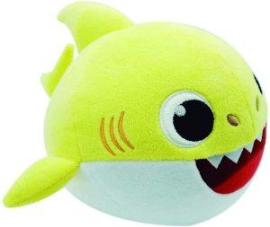 Peluche de Baby Shark de 30 cm 2 - Los mejores peluches de Baby Shark - Peluches de personajes de Baby Shark