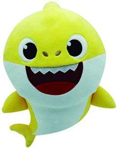 Peluche de Baby Shark de 37 cm - Los mejores peluches de Baby Shark - Peluches de personajes de Baby Shark