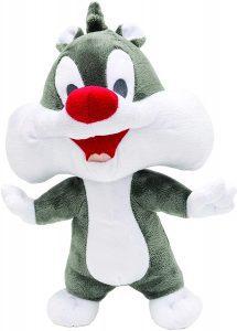 Peluche de Baby Silvestre de 30 cm - Los mejores peluches de Silvestre de los Looney Tunes - Peluches de dibujos animados