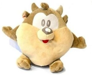 Peluche de Baby Taz de 30 cm 2 - Los mejores peluches de Taz de los Looney Tunes - Peluches de dibujos animados