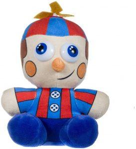 Peluche de Balloon Boy de 27 cm - Los mejores peluches de 5 Nights at Freddys - Peluches de videojuegos