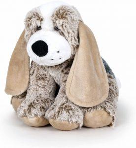Peluche de Basset Hound de 32 cm de Famosa - Los mejores peluches de Basset Hounds - Peluches de perros