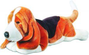 Peluche de Basset Hound de 50 cm de Katerina - Los mejores peluches de Basset Hounds - Peluches de perros