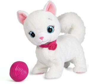 Peluche de Bianca la gata - Los mejores peluches de Club Petz - Peluches de animales de Club Petz