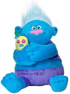 Peluche de Biggie de 25 cm - Los mejores peluches de Trolls - Peluches de dibujos animados