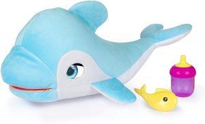 Peluche de Blu Blu Baby Delfín - Los mejores peluches de Club Petz - Peluches de animales de Club Petz