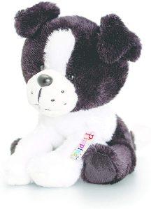 Peluche de Border Collie de 14 cm de Keel Toys - Los mejores peluches de border collies - Peluches de perros