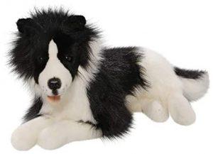 Peluche de Border Collie de 42 cm de Carl Dick - Los mejores peluches de border collies - Peluches de perros