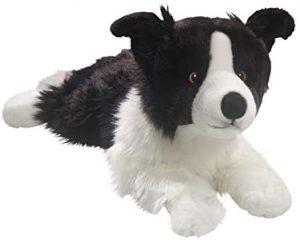 Peluche de Border Collie de 55 cm de Carl Dick - Los mejores peluches de border collies - Peluches de perros
