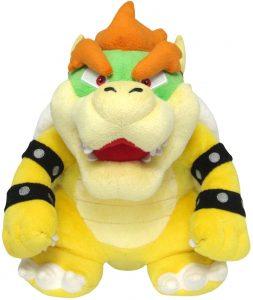 Peluche de Bowser de 25 cm de Nintendo - Los mejores peluches de Bowser de Super Mario - Peluches de personaje de Mario