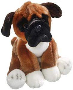 Peluche de Boxer de 25 cm de Carl Dick - Los mejores peluches de boxers - Peluches de perros