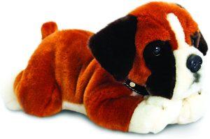 Peluche de Boxer de 35 cm de Keel Toys - Los mejores peluches de boxers - Peluches de perros