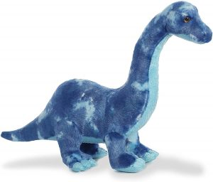 Peluche de Brachiosauro de Aurora de 39 cm - Los mejores peluches de Diplodocus - Peluches de dinosaurios de cuello largo