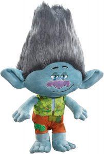 Peluche de Branch de 40 cm de Schmidt - Los mejores peluches de Trolls - Peluches de dibujos animados