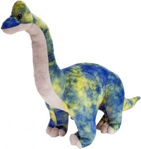 Peluche de Braquiosaurio de Wild Republic de 48 cm - Los mejores peluches de Diplodocus - Peluches de dinosaurios de cuello largo