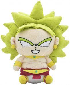 Peluche de Broly de Dragon Ball Z de 15 cm - Los mejores peluches de Dragon Ball Z - Peluches de Dragon Ball Z