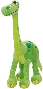 Peluche de Brontosaurio de WENTS de 15 cm - Los mejores peluches de Diplodocus - Peluches de dinosaurios de cuello largo