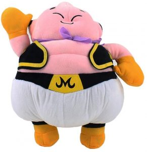 Peluche de Bubú de Dragon Ball Z de 30 cm - Los mejores peluches de Majin Boo - Bubú de Dragon Ball Z - Peluches de Dragon Ball Z