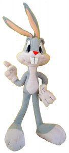 Peluche de Bugs Bunny de 30 cm 2 - Los mejores peluches de Bugs Bunny de los Looney Tunes - Peluches de dibujos animados