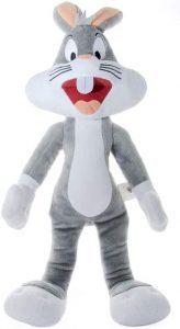 Peluche de Bugs Bunny de 43 cm - Los mejores peluches de Bugs Bunny de los Looney Tunes - Peluches de dibujos animados