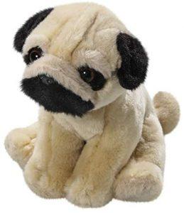Peluche de Carlino de 18 cm de Carl Dick - Los mejores peluches de carlinos - PUG - Peluches de perros