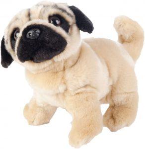 Peluche de Carlino de 24 cm de Pamer - Los mejores peluches de carlinos - PUG - Peluches de perros