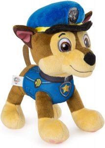 Peluche de Chase de la Patrulla Canina de 20 cm - Los mejores peluches de la Patrulla Canina - Peluches de la Patrulla Canina